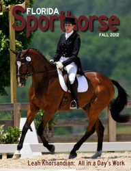 Florida Sporthorse Fall 2012 - Rate My Horse PRO