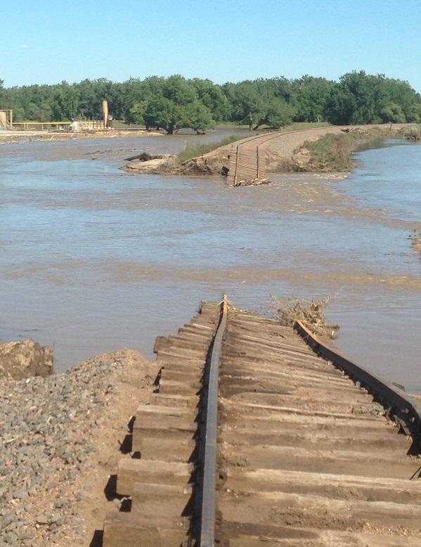 Colorado flood 2013