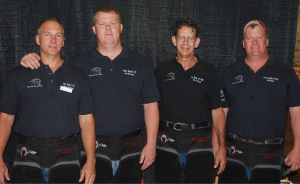 The U.S.A. Team Iron Hurricane