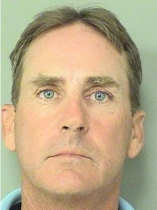 Wellington horse trainer Andy Barone is charged with felony grand theft auto after he allegedly stole a Yamaha motorbike from the International Palm Beach Equestrian Center, according to authorities.