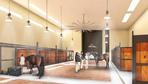 ARK at JFK to Handle Horse Exportation
