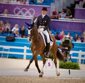 US Eventers Show Strength on First Day of Dressage