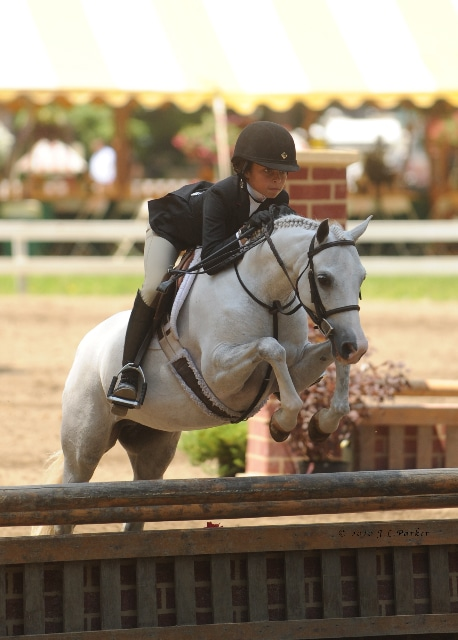 Giving thru Pony Talent Search