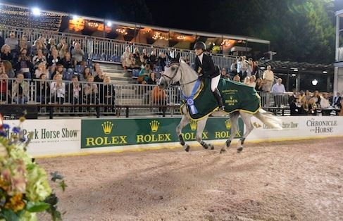 Georgina Bloomberg Brings Home Win in Central Park