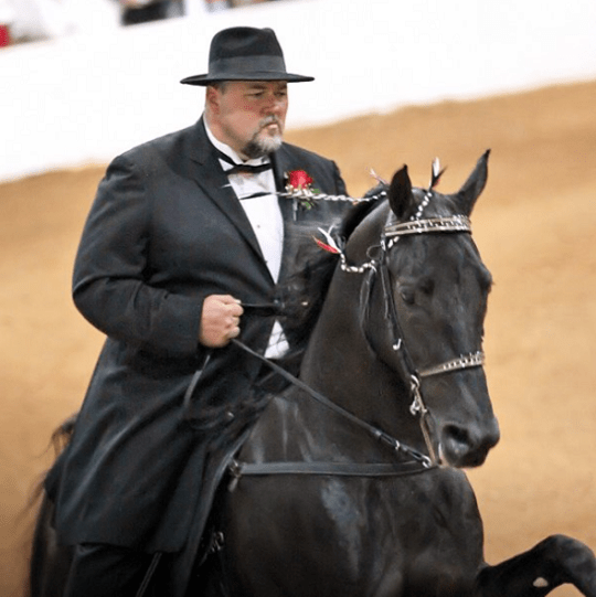 Alabama Walking Horse Trainer Indicted for Aggravated Assault