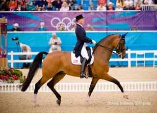 Ebeling and Rafalca Deliver for US Olympic Dressage Team