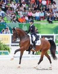 Laura Graves Sensational in Grand Prix Special