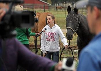 Jackson Posts Bond in Stolen Rodeo Horses Case