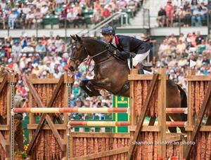 Fox-Pitt Takes Home Third Rolex Win