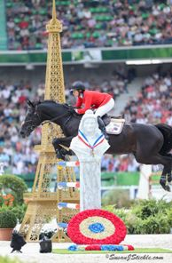 U.S. Show Jumping Team Clinches Bronze with Determination