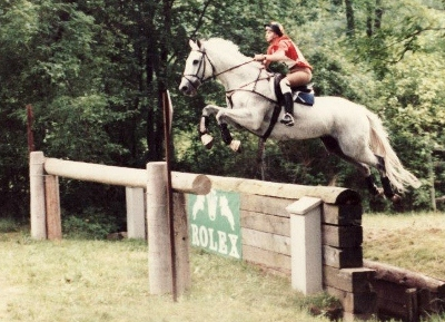 Unlikely Champion Turned Eventing Legend