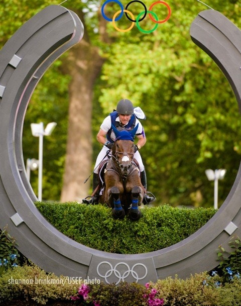 US Olympic Eventing Team Strides into Fifth Place After Cross Country