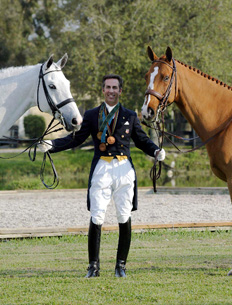Robert Dover Selected as U.S. Dressage Team Chef d'Equipe