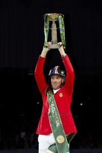 U.S. Jumpers Focus on 2013 Rolex/FEI World Cup in Sweden