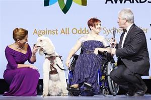 FEI Celebrates USA Para-Equestrian Sydney Collier