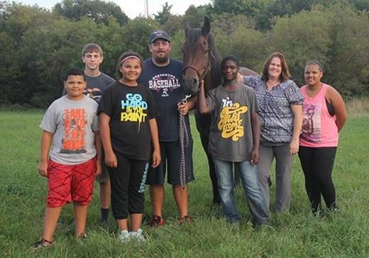 Saving Nova: The Therapy Horse Helping Kids