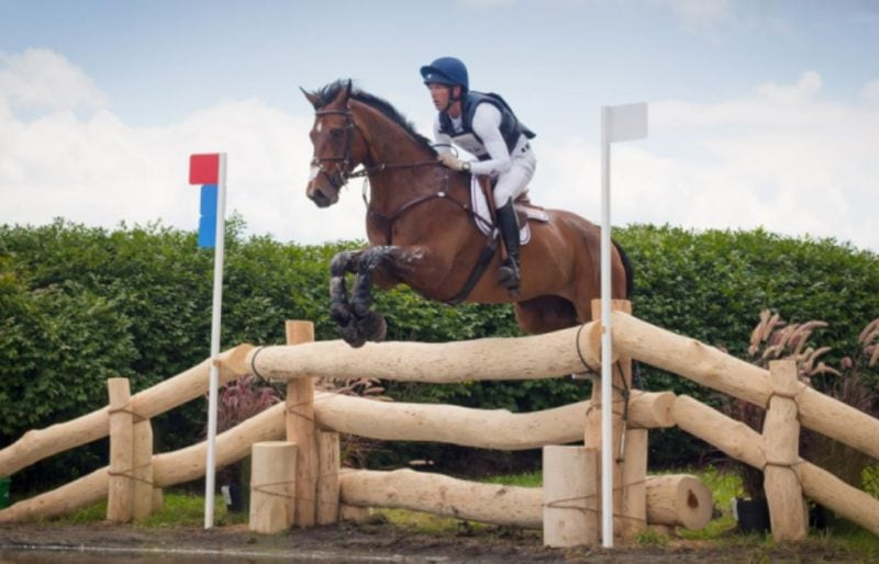 Riding the Irish-bred Loughan Glen, the horse he plans to ride atthe Rio Olympic Games next month, Montgomery finished the clear individual winner. He also led the US team to a convincing victory over Canada.