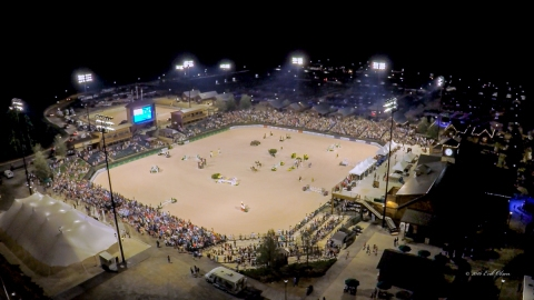 Aerial Image of Tryon International