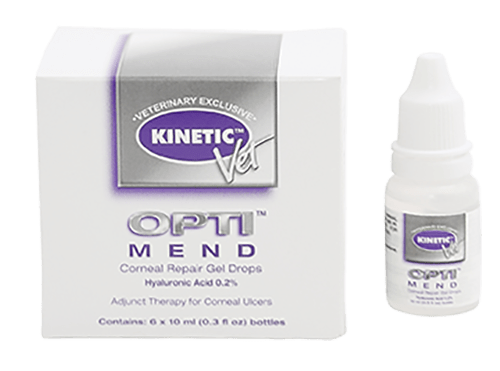 Kinetic Vet OptiMend Recall Product for Horses