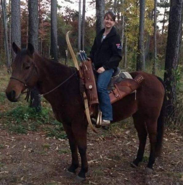 Ralph's Responders is in memory of volunteer responder training horse Ralph