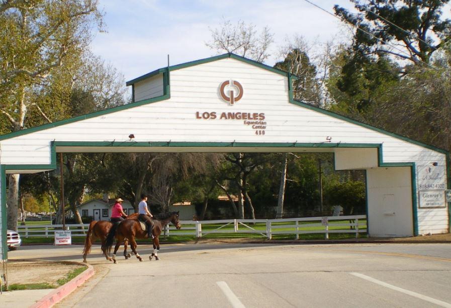 LA Equestrian Center EHV-1 Outbreak 2016