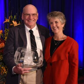 Michael Blowen received award for work with Old Friends
