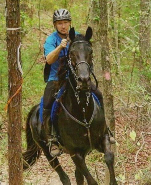 Justin Nelzen the horse hero dies at 40