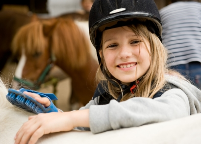Equine Therapy for Cancer Patients