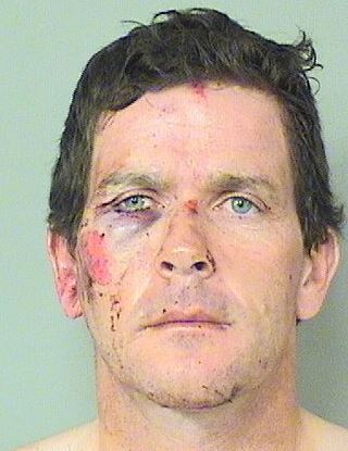 Conor Swail charged with battery on law enforcement officer and domestic violence