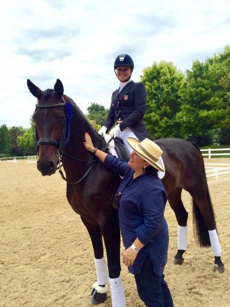 The FEI suspended Olympic dressage rider Adrienne Lyle and Horizon last month along with Kaitlin Blythe and Don Principe. The horses tested positive for ractopamine, a beta-agonist shown to improve growth performance in pigs.