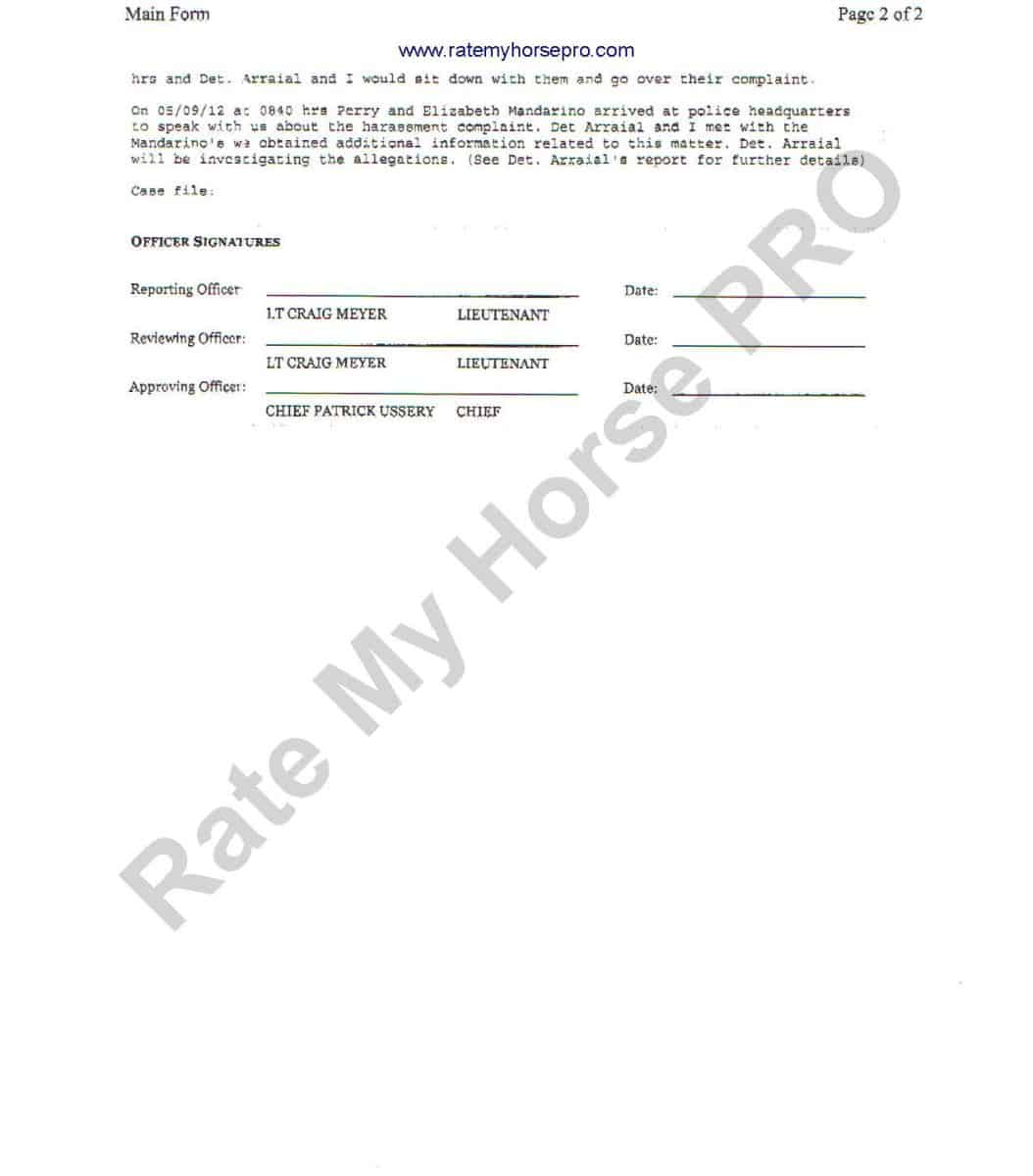 Amber Hill Farm LLC Ponies and Horses for Sale or Lease, Cleveland, Georgia - POLICE REPORT