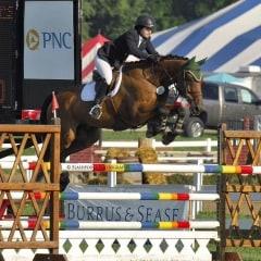 Olivia Kasper Show Jumping_Ringside Redhead