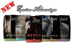 Equine Advantage horse feed by OH Kruse aka Western Milling