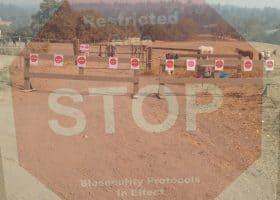 Quarantine Concerns Woodside Horse Park Boarders
