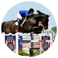 Haley Gassel Grand Prix Jumper Rider Fitness
