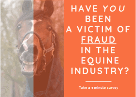 Horse Fraud Survey